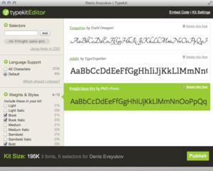 typekit-editor